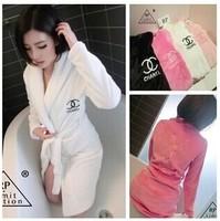 Free shipping Pajama Sets O-Neck Long Sleeve women Sleepwear autumn winter 100% Cotton Pajamas Women  Wholesale