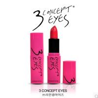 Korea 3CE! Hot Selling Sleek Glossy Lip Rouge Easy To Wear Lipstick 16Colors Fashion Women Beauty Makeup M15014