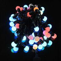 5M 20 LED Ball Fairy String Lights Multicolor for In/Outdoor Garden Decor 220V ZWQ10131