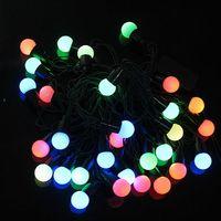6M 30 LED Multicolour String Lights Decorative Lamps for Christmas Wedding 220V ZWQ10134