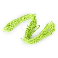 New 2014 Brand New 1.8MM Green Fluorescent Reflective Guyline Tent Rope Guy Line Camping Cord Paracord Free Shipping