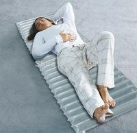 Ultra-light 280g UL inflatable camping mat sleeping bag pad Emergency Inflatable Mattress Cushion Beach Mat  200x60cm, 75um