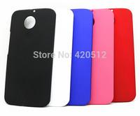 Free Shipping, High Quality Matte Hard Colorful Case Skin Back Cover for Motorola Moto X 2014 2nd Gen X2 X+1 XT1097