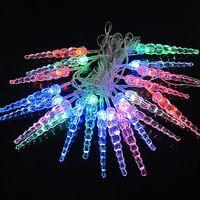 5M 20 LED Ice Shape String Lamp Crystal Festival Christmas Decoration 220V ZWQ10139