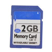New High Speed 2GB SDHC SD Secure Digital Flash Memory Card