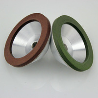 150 # concentration promotional bowl-shaped diamond grinding wheel MoLiTe cards D75 * H32 * d10 * W10 * X3 particle size of 100%