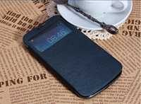 UMI X2 case cover for X2 phone with smart phone window,high quality left and right Flip leather case ,free shiping