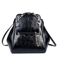 Fresh and simple and elegant retro shoulders back shoulder diagonal package female bag with the money Worsley