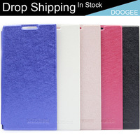 New Arrival leather case for DOOGEE Turbo DG2014 high quality case for DG2014 flip cover in flash texture Free Shipping