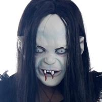 Hot Halloween Mask Grudge Sadako Pullover Mask Masquerade Mask Terrorist Witch Mask 340930508W Free Shipping