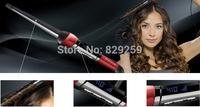 New Remington T|Studio Silk Ceramic Styling Wand Curler Slim 13mm~25mm Conical Hair Roller Glove Hair Curling Iron Glove