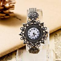 2014 New Fashion Ladies Elegant Bracelet Watch Luxury Full Stainless Steel Quartz Watch Charm Watch Women Dress Watch5082
