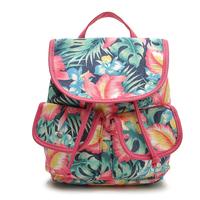 2014 New Cute fresh colourful women backbag backpack schoolbag satchel Free shipping/ Mochila para mujeres y ninos