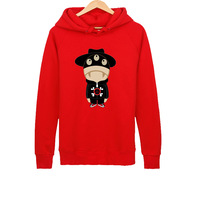 fall and winter fashion 2015 modern style women pullover Devil Fruit hoodies sweater many color for choice outerwear PC009