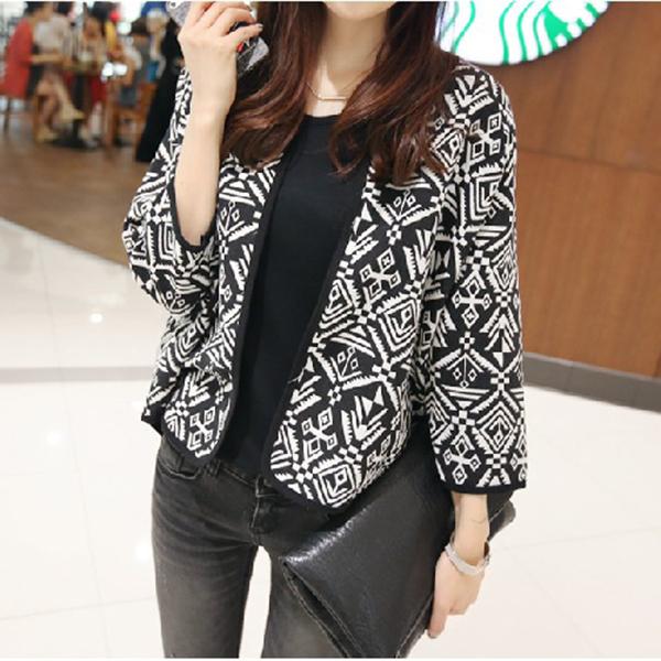 Collarless Jacket Pattern Collarless Jacket Cotton