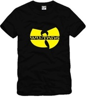 Free shipping 2014 short sleeve tee wu tang t shirt WU TANG CLAN Mens t shirt hiphop clothing burton tee 100% cotton 6 colors