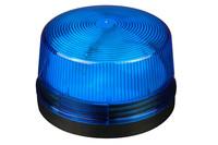 blue color DC12V or DC24V  double pole xenon strobe light  free shipping China post