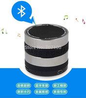 Super Bass Hi-Fi Portable Mini Wireless Bluetooth Speaker Support Hands-free  TF Card Built-in FM Radio for PC/iPod/iPhone/MP3/4