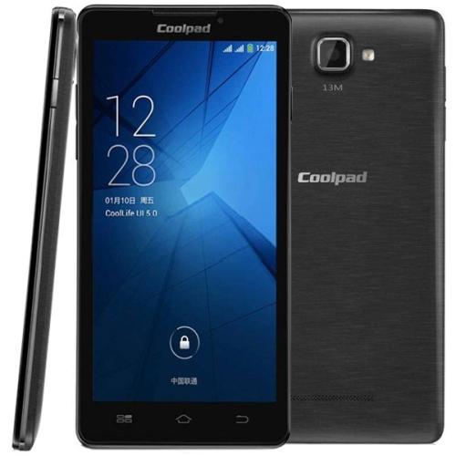 Original brand phone Coolpad 7320 8GB 5.5 inch 3G Android 4.3 Smart Phone MT6592 8 Core 1.7GHz RAM: 1GB Dual SIM WCDMA & GSM(China (Mainland))