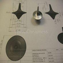 alta calidad mini clásico aleación zin juguetes trompos plata marca niños niños juguetes wc(China (Mainland))