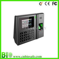 TCP/IP Fingerprint Time Clock,Self-Service Time Recorder Fingerprint Time Attendance System Software HF-H9