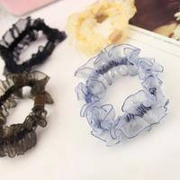 Small fresh fashion headband lace hair rubber band hair accessory hair accessory hair accessory tousheng