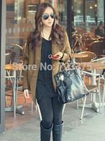 2014 Autumn/winter South Korea style loose Ladies' bat sleeve shawl sweater Big yards Womens knitted cardigan coat Free shipping