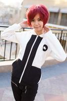 Anime Strike The Blood Unisex Hoodies Coat Cosplay Costumes jacket coat hero wear hoodie
