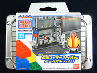 Original Japan Bandai Masked Rider 555 Faiz vs Horse Oxfenox Figure Set With Metal Case Toy Free Shipping