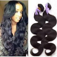 Ture length high quality natural virgin remy human hair