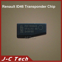 ID 46 locked Transponder chip for Renault OEM car key Chip electronics for cars 5pcs/lot with free shipping
