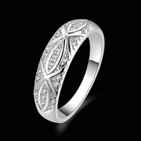 New Arrival! 925 sterling silver noble fashion ring ,  Promotions   jewelry,Hot sale R421
