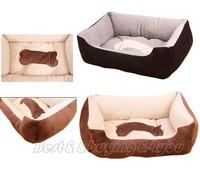 Pet Dog Puppy Cat Soft Warm Bed House Cotton Mat Sleeping Pad Bed Nest P-0006