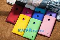 2Pcs/lot,Luxury Matte Plastic Hard Case for Nokia Lumia 520 case for Nokia Lumia 520 phone case cover,free shipping
