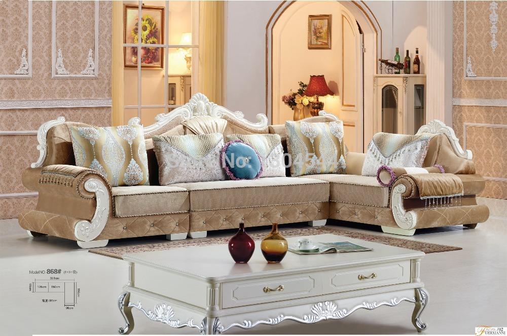 Contemporary Fabric Sofas L.MD868#(China (Mainland))