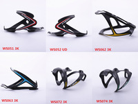 Free shipping !!!  New  carbon bottle cage Mountain /road bike  carbon water bottle cage