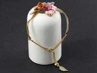 Free Shipping /L-E-S  N-EREIDES/  flower  bracelet
