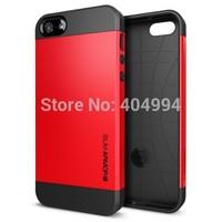 SPIGEN SGP SLIM ARMOR TOUGH ARMOR Hard Case For iPhone 6 plus 6G i6 Phone Bag Back Cover Silicon Plastic  protector