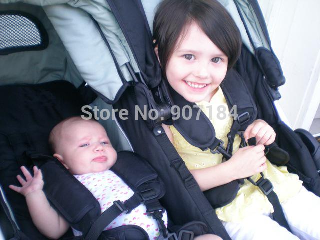Детские carrinho для двухшнековый со всеми крышка от солнца