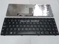 New laptop keyboard For Lenovo IdeaPad Z470 Z475 Z370 Z470A SPANISH teclado