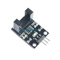 5pcs/lot Beam photoelectric sensor with infrared sensor module counting sensor