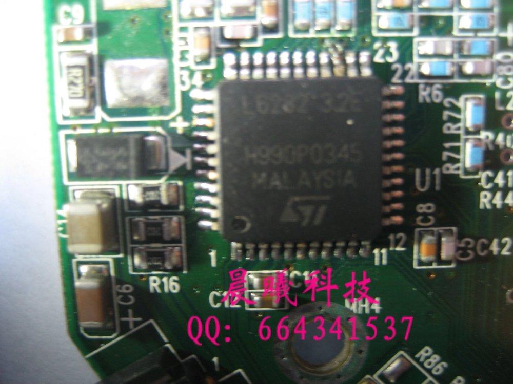 все цены на Электронные компоненты PDP WESTERNDIGITAL IC: L6282 3.2e онлайн