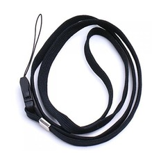 20Pcs Black 16 Inch Neck Strap/Cord Lanyard for Mp3 MP4 Cell Phone Camera USB Flash Drive ID Card 4Z209