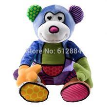 Hot Selling Custom Design Colorful Plush Monkey(China (Mainland))