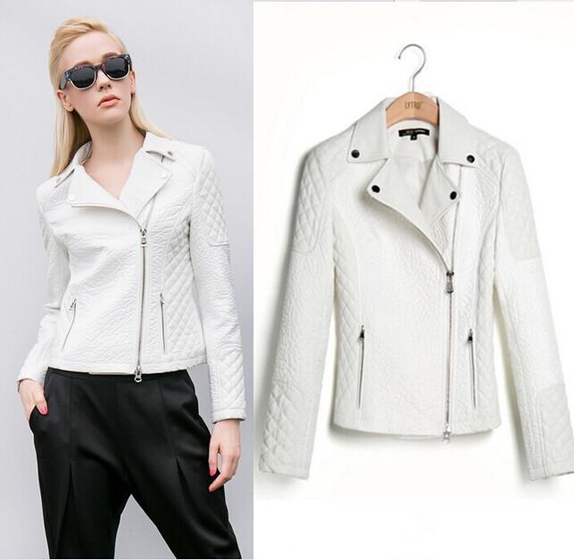 Short White Jacket | Fit Jacket