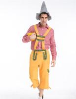 Hot Halloween Men's British farm pants new cosplay costume
