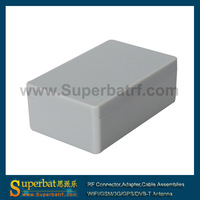 """10X Small Plastic Project Box Enclosure -2.16""""*1.37""""*0.78"""" (L*W*H) electrical junction box"""