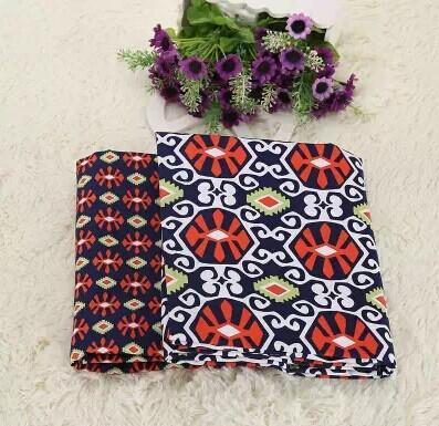 2014 U.S. cotton calico material VB Sun Valley flower handmade DIY vintage clothing bedding denim patchwork fabrics(China (Mainland))
