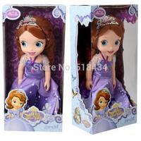 30cm chritmas toys With Box.12inch Sofia princess doll toy,Sofia princess sofia doll The First Doll Sharon Doll,Free Ship