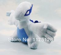 "Free Shipping Anime pokemon center Lugia 5.5"" 14cm  Plush Soft Doll Kids Children's Toys Gifts"